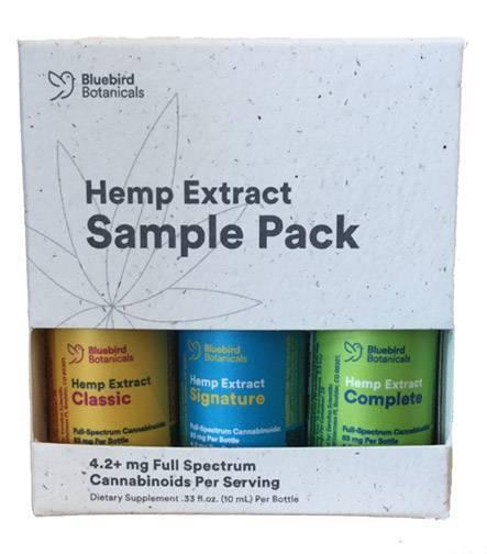 CBD Sample Pack